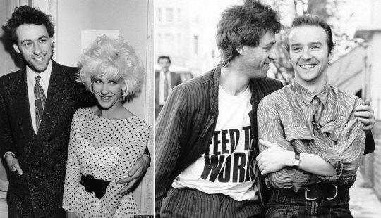 "Band Aid, Bob Geldof, Midge Ure, ""Do They Know It's Christmas"", ΑΦΡΙΚΗ, AFRICA, Πείνα, nikosonline.gr"