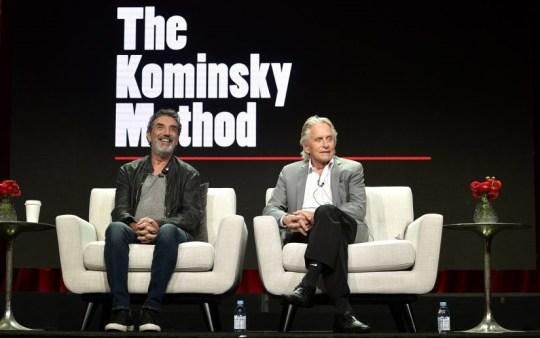 Michael Douglas, Netflix, The Kominsky Method, TV SERIES, SIRIAL, ΤΗΛΕΟΠΤΙΚΗ ΣΕΙΡΑ, nikosonline.gr
