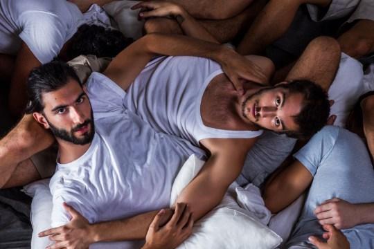 Fucking Men, Πολυχώρος VAULT THEATRE PLUS, ΘΕΑΤΡΟ, GAY, nikosonline.gr