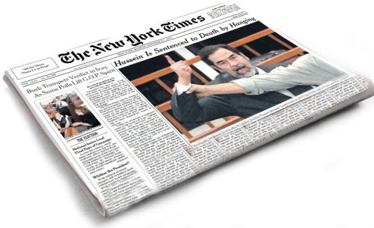 Σαντάμ Χουσεΐν, Saddam Hussein, ΤΟ BLOG ΤΟΥ ΝΙΚΟΥ ΜΟΥΡΑΤΙΔΗ, nikosonline.gr