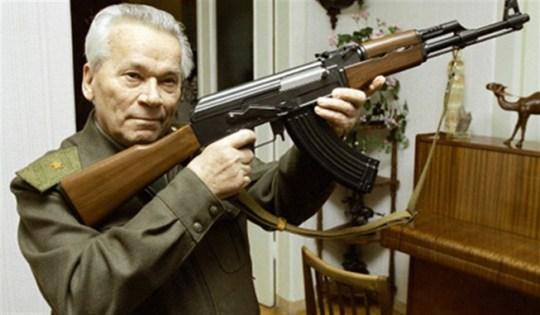 Μιχαήλ Καλάσνικωφ, Mikhail Kalashnikov, ΤΟ BLOG ΤΟΥ ΝΙΚΟΥ ΜΟΥΡΑΤΙΔΗ, nikosonline.gr