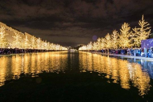 χριστουγεννιάτικα πάρκα, Αθήνα, Christmas Park, Athens, nikosonline.gr