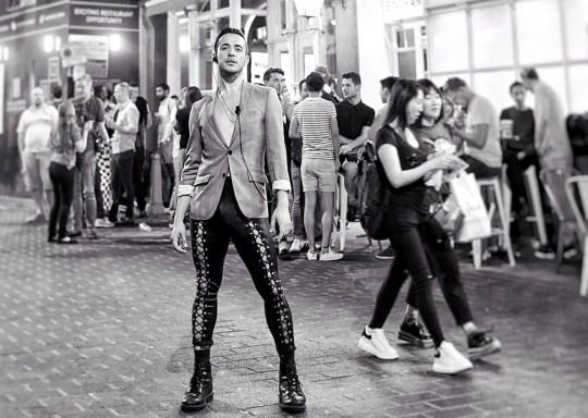 Στέφανος Δημουλάς, χορός, Λονδίνο, dance, horos, Stefanos Dimoulas, bullying, interview, nikosonline.gr