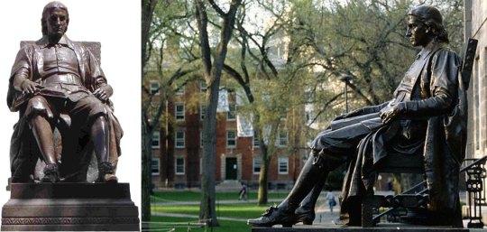 John Harvard, κολλέγιο Χάρβαρντ, ΤΟ BLOG ΤΟΥ ΝΙΚΟΥ ΜΟΥΡΑΤΙΔΗ, nikosonline.gr