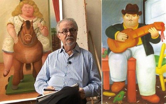 Fernando Botero, Φερνάντο Μποτέρο, ΤΟ BLOG ΤΟΥ ΝΙΚΟΥ ΜΟΥΡΑΤΙΔΗ, nikosonline.gr