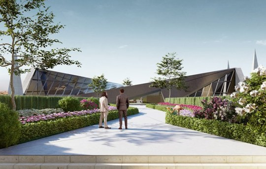 Νέα σκεπή της Notre Dame, New Roof, Η Παναγιά των Παρισίων, Παρίσι, Γαλλία, Paris, France, alternative designs, nikosonline.gr