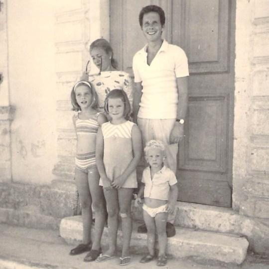 Όταν ήμουν παιδί, Παύλος Γερουλάνος, παιδί, υπουργός, δήμαρχος, πολιτικός, Pavlos Geroulanos, paidi, nikosonline.gr