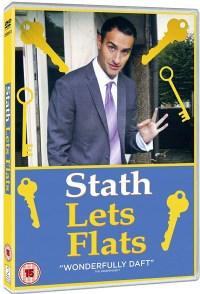 Χρήστος Στέργιογλου, Αγγλική σειρά, Stath Lets Flats, TV Series, TV, Channel 4, England, Christos Stergioglou, Jamie Demetriou, comedy, nikosonline.gr