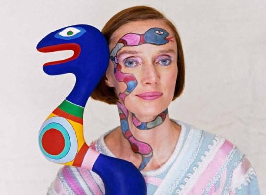 Νίκη ντε σεν Φαλ, Niki de Saint Phalle, ΤΟ BLOG ΤΟΥ ΝΙΚΟΥ ΜΟΥΡΑΤΙΔΗ, nikosonline.gr