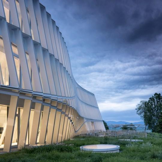 Olympic Games, Το νέο σπίτι των Ολυμπιακών αγώνων, Διεθνής Ολυμπιακή Επιτροπή (ΔΟΕ), Olympic House, Ολυμπιακοί Αγώνες, Λοζάνη, nikosonline.gr