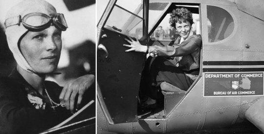 Amelia Earhart, Αμέλια Έρχαρτ, ΤΟ BLOG ΤΟΥ ΝΙΚΟΥ ΜΟΥΡΑΤΙΔΗ, nikosonline.gr
