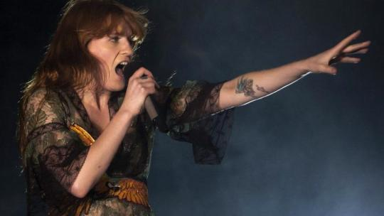 Florence & The Machine, Athens concerts, sold out, Ηρώδειο, Γαλάτσι, συναυλίες, nikosonline.gr