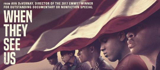 Netflix, αληθινή συγκλονιστική ιστορία, Ξετρελάθηκα, When They See Us, Τηλεοπτική σειρά, TV series, sirial, Donald Trump, Central Park, Emmy, nikosonline.gr