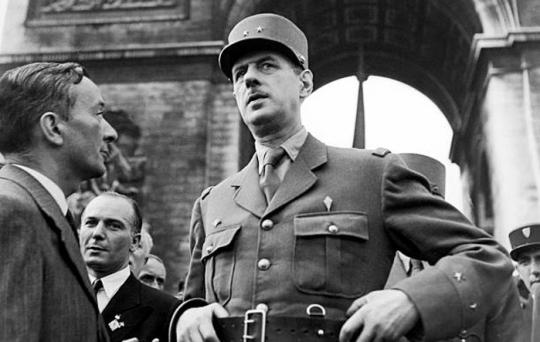 Σαρλ ντε Γκωλ, Charles de Gaulle, ΤΟ BLOG ΤΟΥ ΝΙΚΟΥ ΜΟΥΡΑΤΙΔΗ, nikosonline.gr