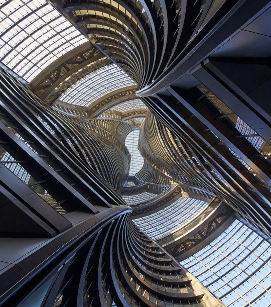 leeza-soho-tower- Ουρανοξύστης γραφείων στο Πεκίνο, ΚΙΝΑ, ΑΡΧΙΤΕΚΤΟΝΙΚΗ, ΟΥΡΑΝΟΞΥΣΤΗΣ, ZAHA HADID, COSMOS, CHINA, nikosonline.gr