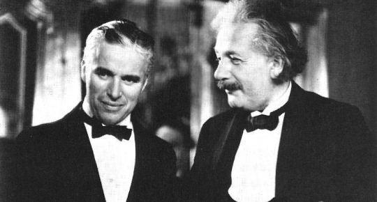 Charlie Chaplin & Albert Einstein, Σαρλό & Αϊνστάιν, ΤΟ BLOG ΤΟΥ ΝΙΚΟΥ ΜΟΥΡΑΤΙΔΗ, nikosonline.gr
