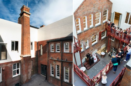 Γεννήθηκε από τις στάχτες του, Ηνωμένο Βασίλειο, Δημαρχείο Battersea, London, Κέντρο Τεχνών Battersea, θέατρο, UK, nikosonline.gr