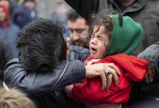 Δεν μου αρέσει έτσι η Ελλάδα, πρόσφυγες, μετανάστες, σύνορα, prosfiges, sinora, selides imerologiou, σελίδες ημερολογίου, nikosonline.gr