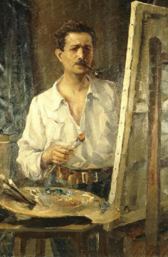 Ουμβέρτος Αργυρός, Umvertos Argyros, painter, ζωγράφος, εικαστικά, Ο μεγάλος Έλληνας Ιμπρεσιονιστής, nikosonline.gr