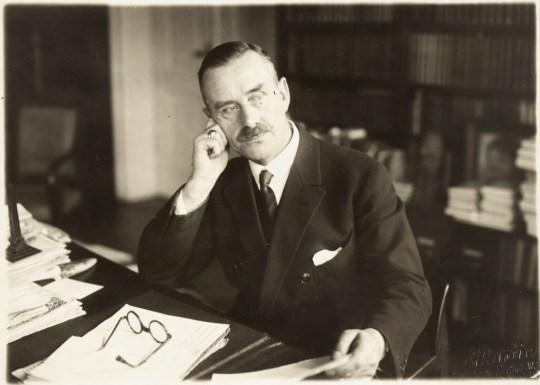 Thomas Mann, Τόμας Μαν, ΤΟ BLOG ΤΟΥ ΝΙΚΟΥ ΜΟΥΡΑΤΙΔΗ, nikosonline.gr