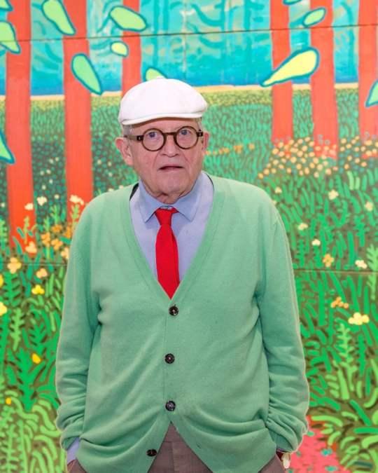 David Hockney, ΤΟ BLOG ΤΟΥ ΝΙΚΟΥ ΜΟΥΡΑΤΙΔΗ, nikosonline.gr