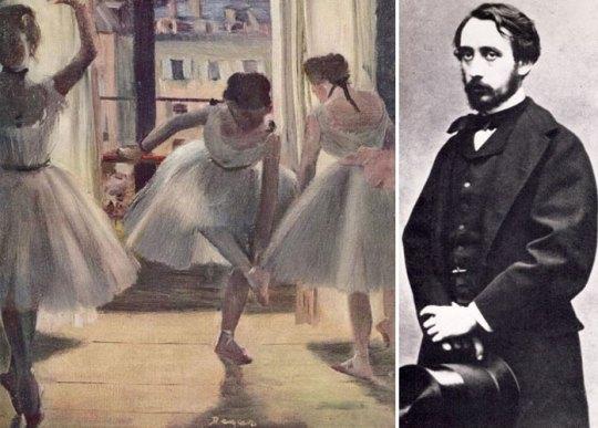 Edgar Degas, Εντγκάρ Ντεγκά, ΤΟ BLOG ΤΟΥ ΝΙΚΟΥ ΜΟΥΡΑΤΙΔΗ, nikosonline.gr