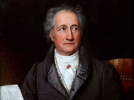 Johann Wolfgang von Goethe, Γιόχαν Γκαίτε, ΤΟ BLOG ΤΟΥ ΝΙΚΟΥ ΜΟΥΡΑΤΙΔΗ, nikosonline.gr
