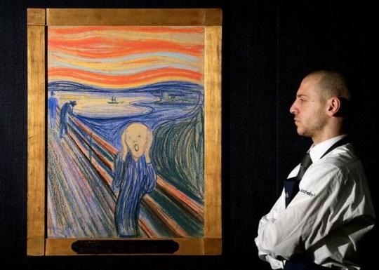 "Edvard Munch ""Η Κραυγή"", ΤΟ BLOG ΤΟΥ ΝΙΚΟΥ ΜΟΥΡΑΤΙΔΗ, nikosonline.gr"