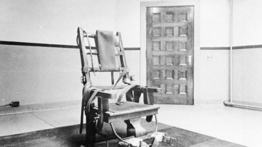 Ηλεκτρική καρέκλα, Electric Chair, ΤΟ BLOG ΤΟΥ ΝΙΚΟΥ ΜΟΥΡΑΤΙΔΗ, nikosonline.gr