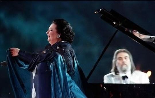 Montserrat Caballe, Βαγγέλη, Vangelis