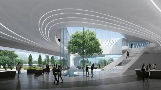 Το νέο Μουσείο της Σπάρτης, SPARTA MUSEUM, SPARTI, MOUSEIO, ZAHA HADID, ΑΡΧΑΙΟΛΟΓΙΚΟ ΜΟΥΣΕΙΟ ΣΠΑΡΤΗΣ, nikosonline.gr