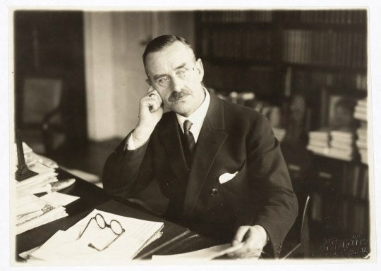 Thomas Mann, Τομας Μαν, ΤΟ BLOG ΤΟΥ ΝΙΚΟΥ ΜΟΥΡΑΤΙΔΗ, nikosonline.gr