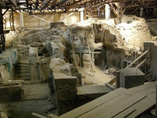 Ακρωτήρι-Σαντορίνη ανασκαφές, Akrotiti -Santorini, ΤΟ BLOG ΤΟΥ ΝΙΚΟΥ ΜΟΥΡΑΤΙΔΗ, nikosonline.gr