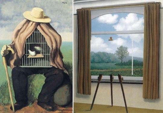 "René Magritte, Οι κριτικοί τον ""έθαψαν"", Ρενέ Μαγκρίτ, Σουρεαλισμός, Βέλγιο, Βρυξέλλες, Αλέξανδρος Ιόλας, zografos, surrealism, ζωγράφος, εικαστικά, nikosonline.gr"