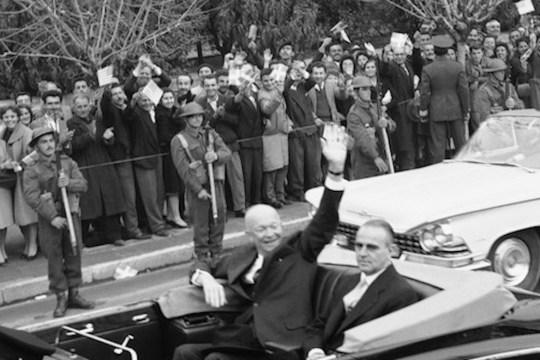 Ντουάιτ Αϊζενχάουερ, Dwight Eisenhower, ΤΟ BLOG ΤΟΥ ΝΙΚΟΥ ΜΟΥΡΑΤΙΔΗ, nikosonline.gr