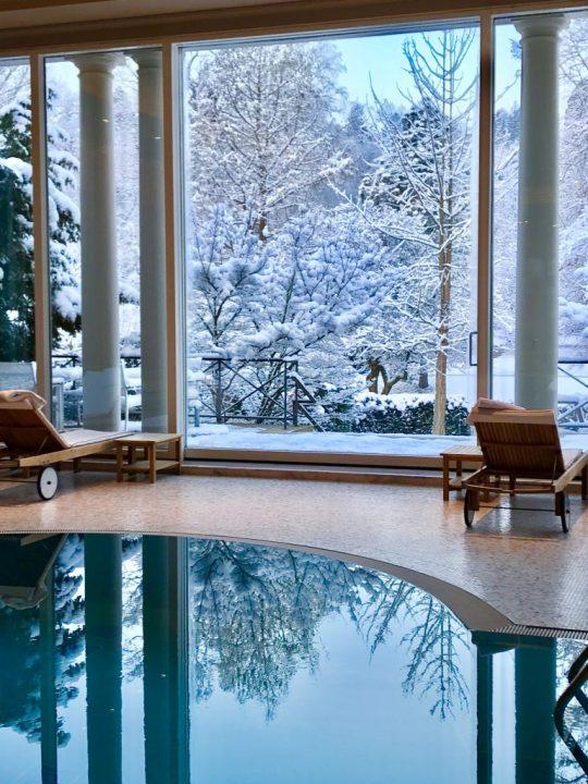 Μπάντεν Μπάντεν, Baden-Baden, Germany, Spa, Ski, winter, χειμώνας, Γερμανία, λουτρά, χειμερινές διακοπές, nikosonline.gr