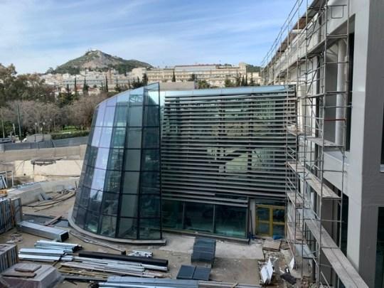 Το εστιατόριο της πινακοθήκης, Εθνική πινακοθήκη, National Gallery, Athens, εγαίνια, cafe, restaurant, nikosonline.gr