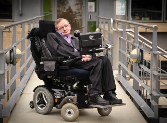 Stephen Hawking, ΤΟ BLOG ΤΟΥ ΝΙΚΟΥ ΜΟΥΡΑΤΙΔΗ, nikosonline.gr