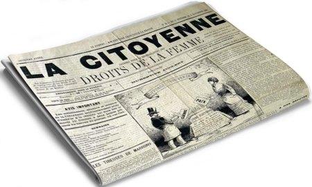 Χρονολόγιο, La Citoyenne, ΤΟ BLOG ΤΟΥ ΝΙΚΟΥ ΜΟΥΡΑΤΙΔΗ, nikosonline.gr