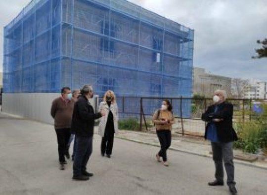 Ιστορικό το κτίριο της ΑΣΚΤ, Πειραιώς, Ρένα Δούρου, Ελληνικά Υφαντήρια, οικογένεια Σικιαρίδη, Ζωγράφοι, sxoli ASKT, zografoi, eikastika, nikosonline.gr