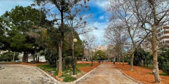 Η νέα όψη του Πάρκου Κλωναρίδη Φιξ, Πατησίων, Parko, FIX, Patisia, ANAPLASI, ΑΝΑΠΛΑΣΗ, Park, nikosonline.gr