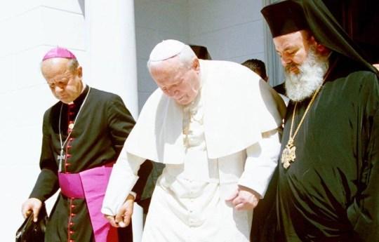 Χρονολόγιο, Πάπας Ιωάννης Παύλος Β' - Ελλάδα, Pope Paul II in Greece, ΤΟ BLOG ΤΟΥ ΝΙΚΟΥ ΜΟΥΡΑΤΙΔΗ, nikosonline.gr