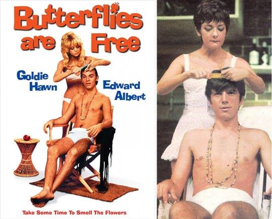 Οι Πεταλούδες είναι ελεύθερες, Θέατρο, Φέρτης, Καλογεροπούλου, Ρέϊνα Εσκενάζυ, Αναστάσης Ροϊλός, περιοδεία 2021, Σταμάτης Κραουνάκης, Butterflies are free, theatro, Petaloudes, nikosonline.gr