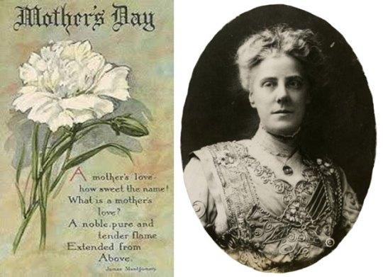 Αυτή καθιέρωσε την ημέρα της μητέρας, Anna Maria Jarvis, Mother's Day, Άννα Μαρία Τζάρβις, nikosonline.gr