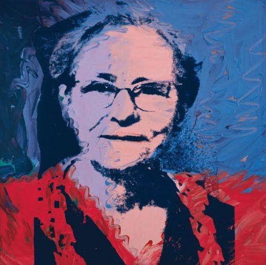 Andy Warhol, Ζωγράφοι που έκαναν το πορτραίτο της μητέρας τους, painters, mother, portrait, zografoi, εικαστικά, nikosonline.gr