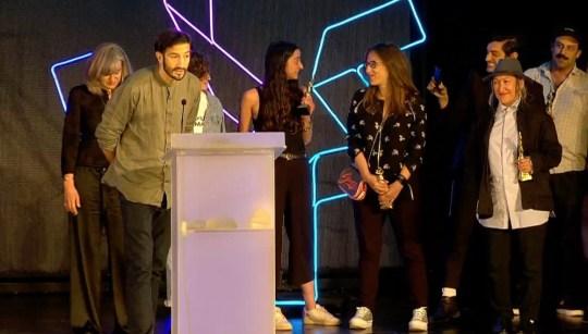 Βραβεία Ίρις 2021, Η τελετή απονομής, Κινηματογραφικά βραβεία, σινεμά, Digger, Άλσος, Ελληνικό σινεμά, Iris 2021, Greek cinema awards, nikosonline.gr