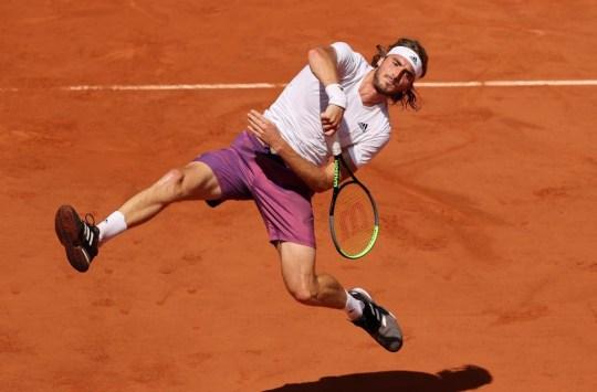 """Ο Στέφανος έχασε και κάποιοι """"πανηγυρίζουν"""", Stefanos Tsitsipas, Rolland Garros, Tennis, Τένις, Στέφανος Τσιτσιπάς, nikosonline.gr"""
