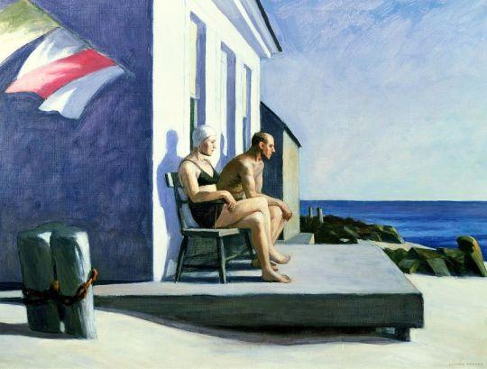 Έργα τέχνης λουσμένα στο καλοκαιρινό φως, art, summer, Summer light, kalokairino fos, erga texnis, εικαστικά, ζωγράφοι, Καλοκαίρι, nikosonline.gr