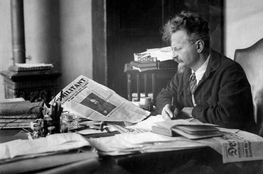 Η ταυτότητα της ημέρας, Λέων Τρότσκι, Trotsky, ΤΟ BLOG ΤΟΥ ΝΙΚΟΥ ΜΟΥΡΑΤΙΔΗ, nikosonline.gr