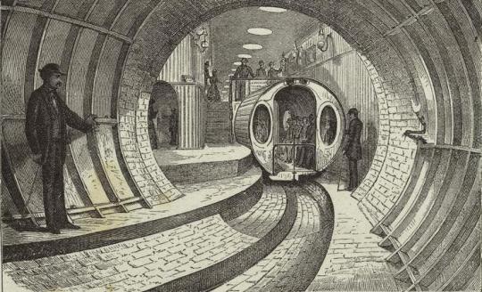 Η ταυτότητα της ημέρας, Metro – London underground, Μετρό Λονδίνο, BLOG ΤΟΥ ΝΙΚΟΥ ΜΟΥΡΑΤΙΔΗ, nikosonline.gr